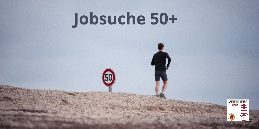 Episode 40 Jobsuche 50plus