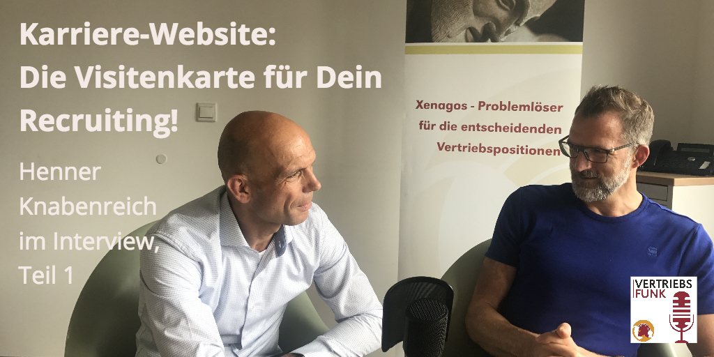 Episode 52 Karriere-Website Henner Knabenreich Teil 1