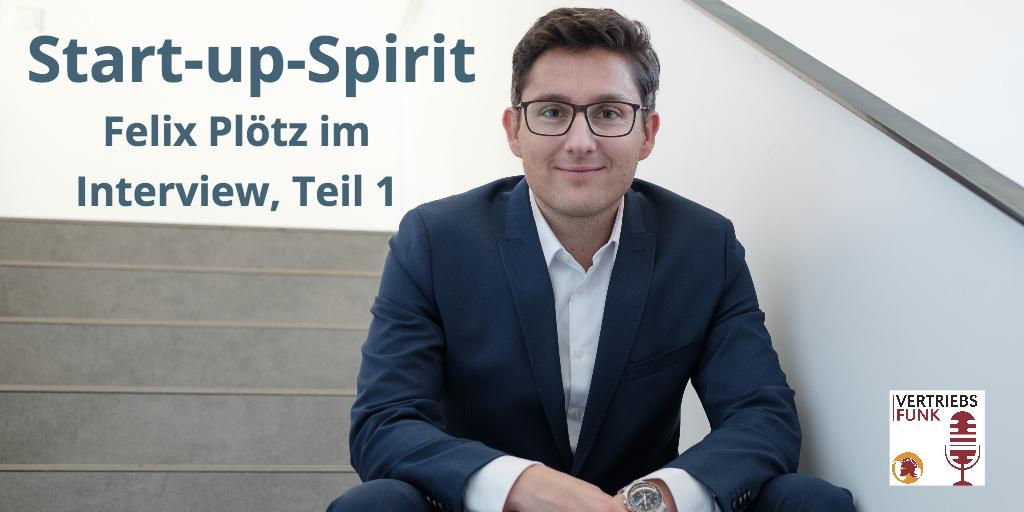 Episode 67 Felix Plötz Start-up (c) Heiner Hänsel