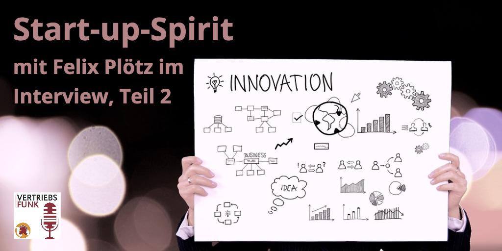 Episode 68 Start-up Felix Plötz Teil 2