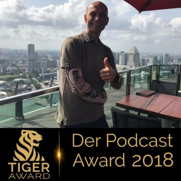 Chris Facebook Tiger Award 3