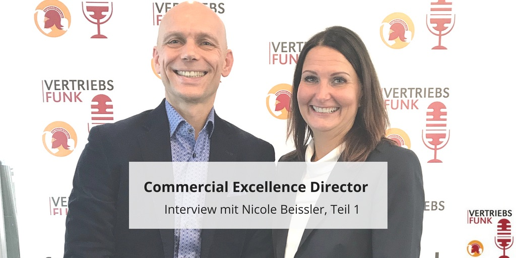 Episode 167_ Commercial Excellence Director - Interview mit Nicole Beissler, Teil 1_AB