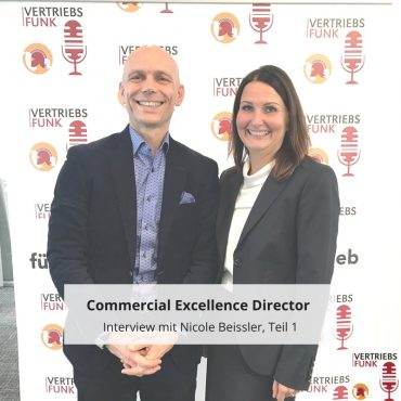 Episode 167_ Commercial Excellence Director - Interview mit Nicole Beissler, Teil 1_BB