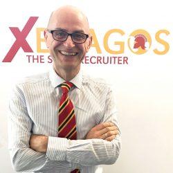 Guido Huberti Geschäftsführer Xenagos Personalberatung Vertrieb Frankfurt Interim Management
