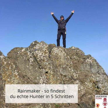 Episode 223_Rainmaker - so findest du echte Hunter in 5 Schritten_BB