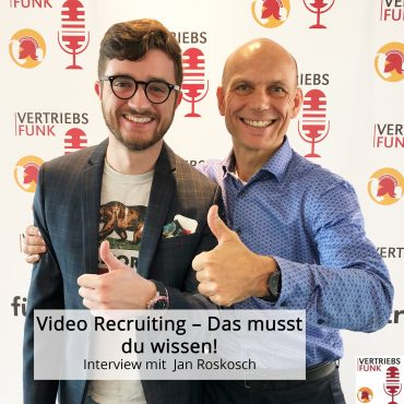 Episode 249 – Video Recruiting – Das musst du wissen! Interview mit Jan Roskosch_BB
